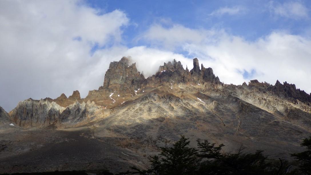 Moćni Cerro Castillo