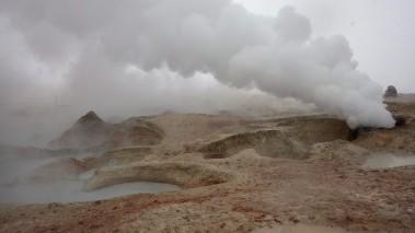 Gejziri u Boliviji