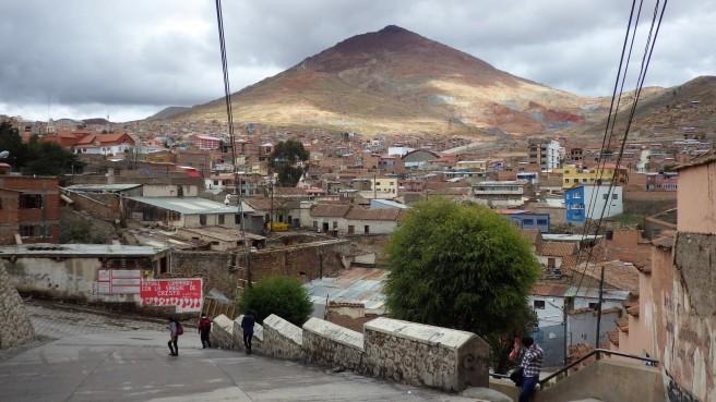 Pogled na Cerro Rico